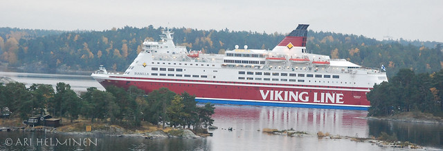 Viking Line ship