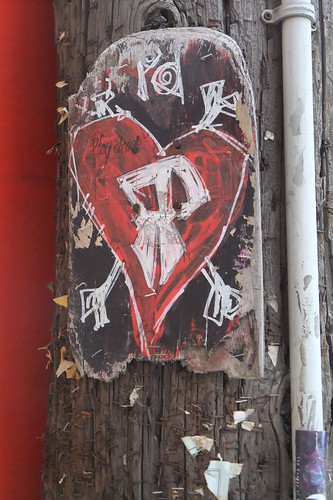 heart with skull and crossbones