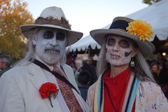 Dia de Los Muertos Parade 1 (RandyTalley) Tags: new de dayofthedead dead mexico los day south albuquerque dia parade valley muertos diadelosmuertosparade