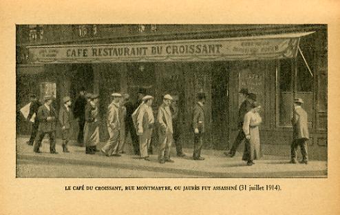 Jaurès, by Alexandre ZEVAES -cafe-50-150