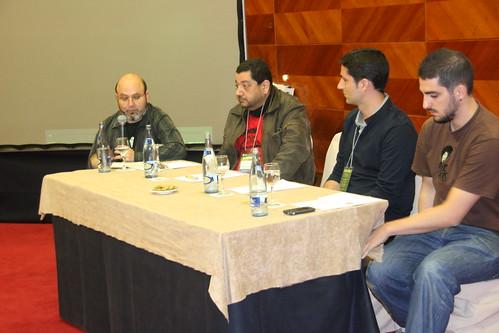 Sesión paralela: Artistas y cultura en la red