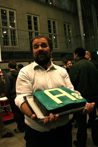 Massimo and the Arducake
