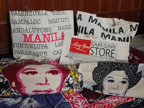 Eco bags from Kultura