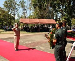 Remembrance Day Ubon Ratchathani 2009