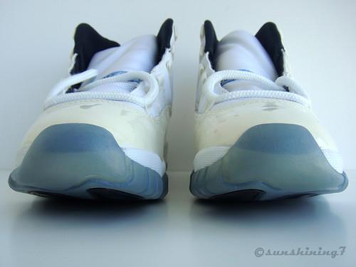 e7b4bb542b2 Sunshining7 - Nike Air Jordan XI (11) - 1996 - OG White Columbia
