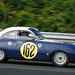 Number 162 1952 Porsche 356 driven by Richard Clark