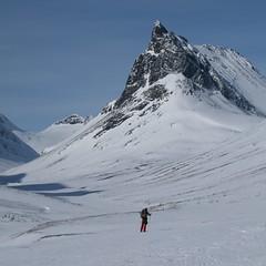 Nallo (guido h.) Tags: winter mountain snow ski sweden schweden lappland backcountry norrbotten nallo