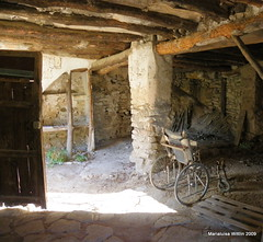 the mystery (Marlis1) Tags: spain wheelchair ruin wreck elsports marlis1