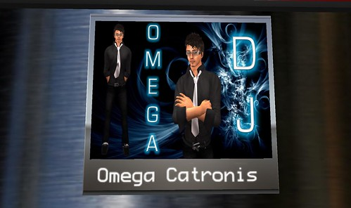 omega catronis in second life