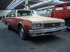 1979 Chevrolet Impala Wagon (Skitmeister) Tags: auto holland classic netherlands car truck utrecht fair oldtimer beurs lkw youngtimer vehikel skitmeister
