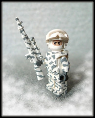 Winter Sniper (Geoshift) Tags: lego military specialforces moc callofduty customlego brickarms modernwarfare legomilitary legocustom modernmilitary legocustomminifig