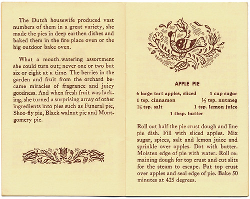 Recipes pa dutch
