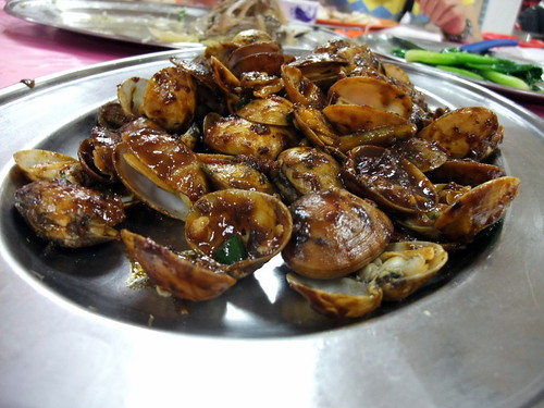 Kum Heong Clams