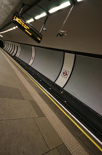 Balham tube station