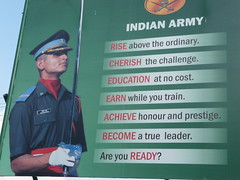 Join the Indian Army