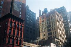 (Levi Mandel (sea kay)) Tags: street newyorkcity film 35mm buildings toys scan expired 8m smena