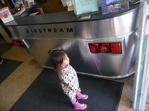 The Airstream Desk