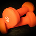 60/365: Orange Weights