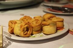 Sping Onion Pancakes (tofu_catgirl) Tags: food restaurant yummy chinese tasty delicious fried springonionpancakes chungyauben