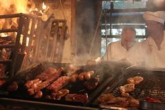 Montevideo Restaurant (jimarx) Tags: southamerica uruguay restaurant meat grill montevideo merchantile jimarx elpallenque