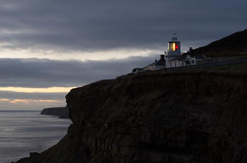 Whitby lighthouse ©  Still ePsiLoN