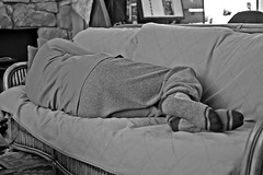 Sunday Snooze (✪☺✿Busier & Busier-Whew!✿☺✪) Tags: sunday snooze blackandwhite stu couch snoozing sleeping