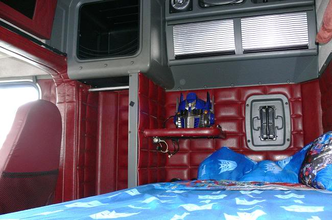 Cama Optimus Prime Peterbilt
