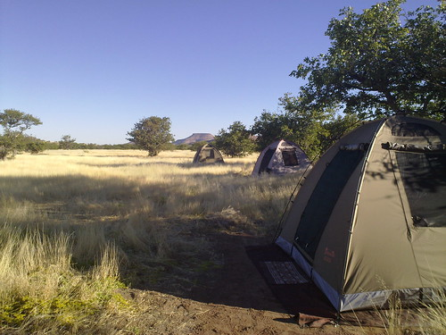 Damaraland: Camping on Safari