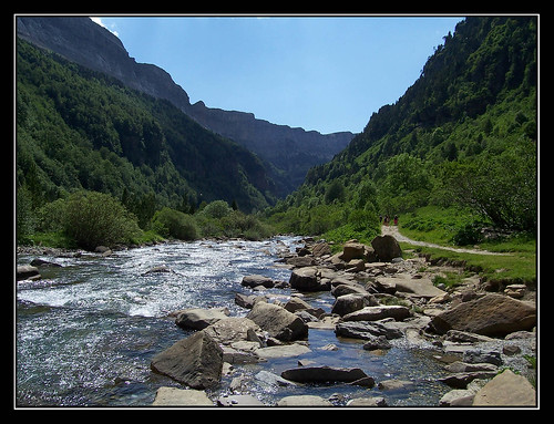 Ordesa - Río Arazas