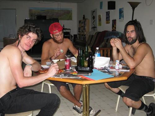Slacker bandmates