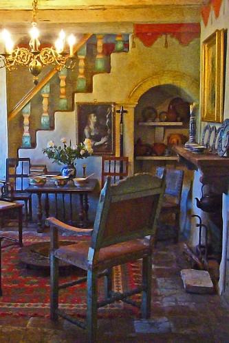 Carmel Mission Interior