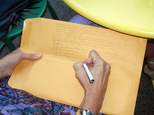 writing wedding vows writing wedding vows Priscilla Ahn ponders love play