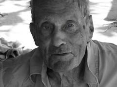 Grandpa (sparkiesworld) Tags: old portrait blackandwhite expression grandfather oldman grandpa elderly portraiture selectivecolour elderlyman سكس