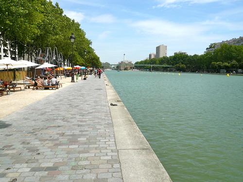 Ce nest pas la Seine, mais cest bien quand même ! Photo : JasonW