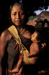 IND47C (Andrea Motta) Tags: brazil india river children amazon para indian indians indio amazonia aucretribe triboaucre