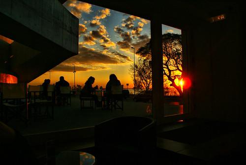 Café da Fundação Iberê Camargo by Anita Corral