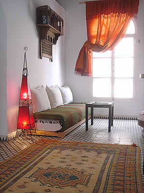 Inspiraci n marroqu riad watier - Decoracion marroqui ...