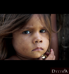 Little (DeLima) Tags: girl child little poor criana delima garotinha amaznia amazonic caloene