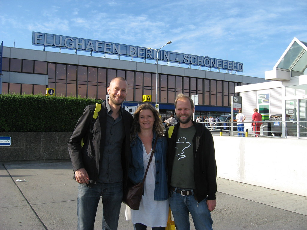 David, Heidi & Georg from Stockholm, Sweden
