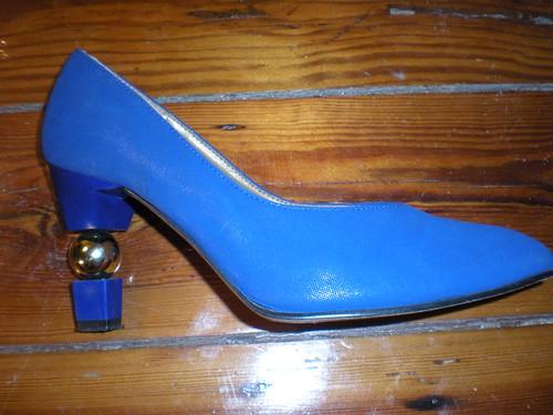 80's Heel