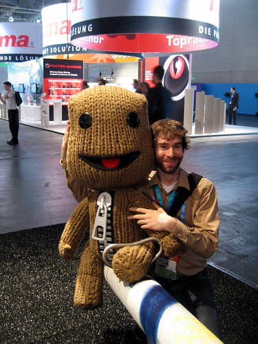 Little Big Joerg and Sackboy