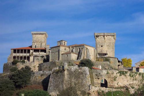Castillo Fortaleza de Monterrei