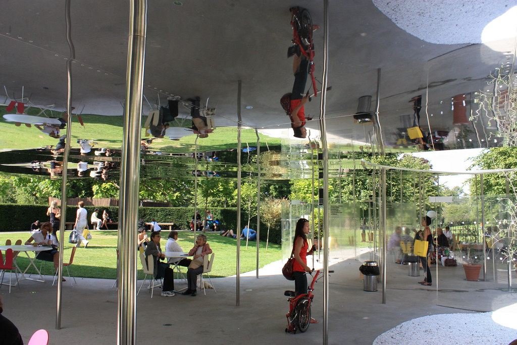 serpentine pavillion 2009