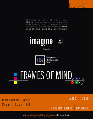Frames of Mind 09 Exhibition