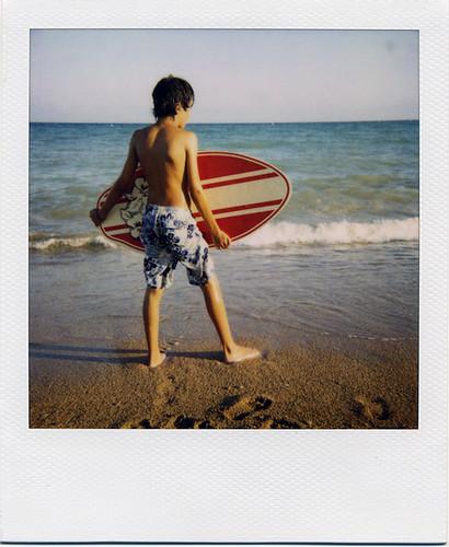 Días de playa 09 [16] · Esperando la ola