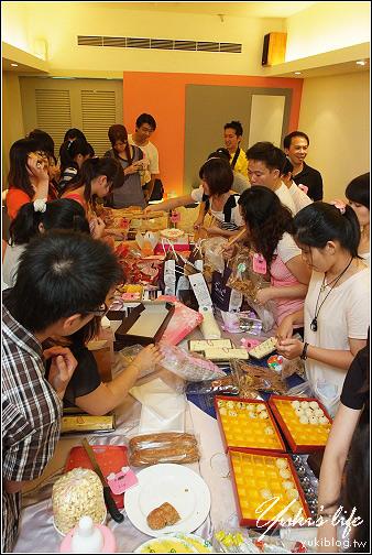 [0830Yuki新同學見面會]Part2~ 約30種各地美食搶食會Start 篇(團購者必看!)