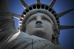 Statue of Liberty, Newyork Newyork Hotel, Las Vegas, Nevada