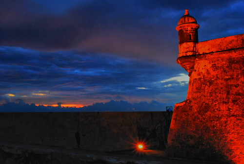 El Morro Sunset