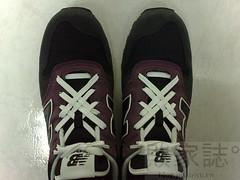 諾的鞋帶。^_^