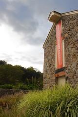 Hunterdon Art Museum in Clinton (NjCarGuy) Tags: new building beautiful stone museum river clinton nj jersey hunterdoncounty hunterdon oldstone clintonnj ruralnewjersey hunterdonartmuseum beautifulnj